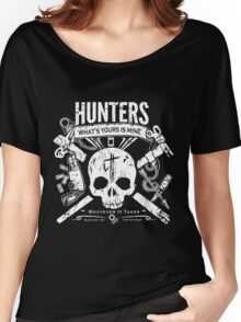 HUNTERS Women's Relaxed Fit T-Shirt