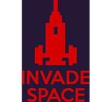 Invade Space Photographic Print