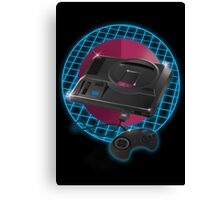 80s gaming console Canvas Print
