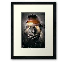 The Silent One Framed Print