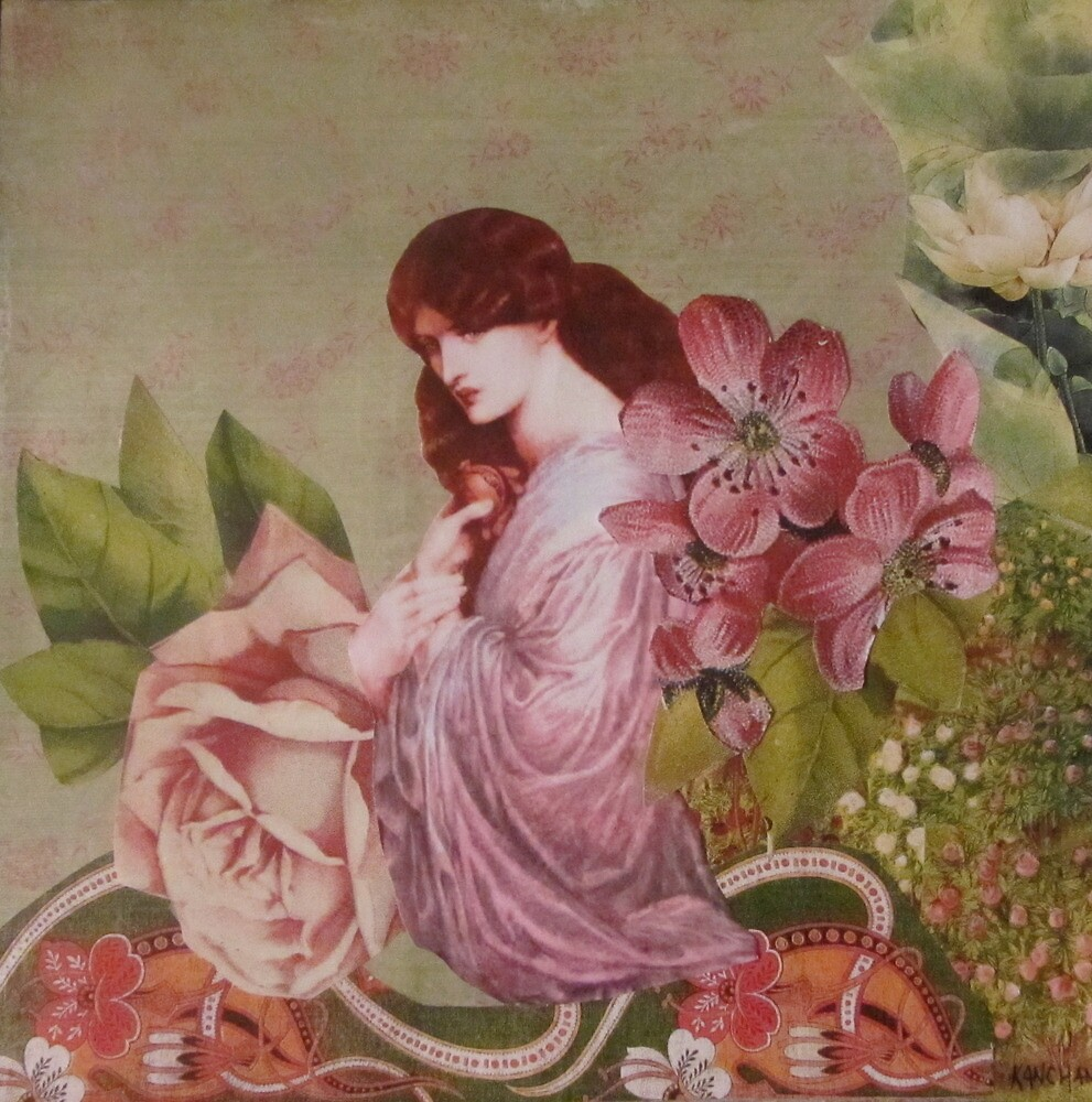 Persephone Before The Fall by Kanchan Mahon