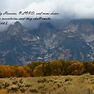 The Mountain of God / Psalm 144:5 by Tim Denny