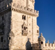 Belem tower Sticker