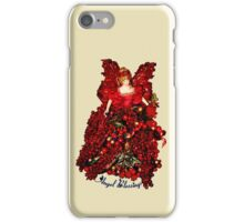 An Angel on My Shoulder ~ Blessings iPhone Case/Skin