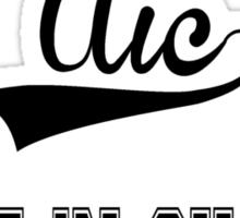 """""""Grunge Crew"""" Sticker"""