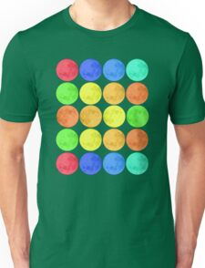 Multiple Moons Unisex T-Shirt