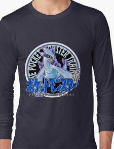 Pokemon Returns: Silver Long Sleeve T-Shirt