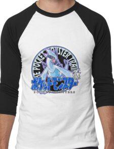 Pokemon Returns: Silver Men's Baseball ¾ T-Shirt