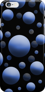 Blue Balls by TinaGraphics