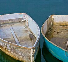 Rowboats by John Butler