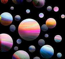 Spaceballs - Planetoid Style by TinaGraphics