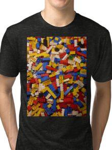 Lots of Lego Tri-blend T-Shirt