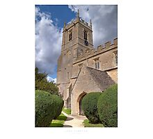 Long Compton, Warwickshire Photographic Print