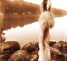 He saw her standing on the river bank and he asked her to marry him by cjohansson