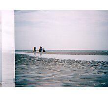 Strollin' Photographic Print