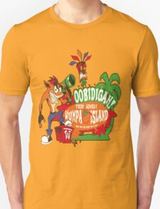 Welcome to Wumpa Island T-Shirt