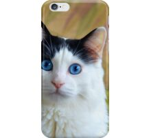 Wondering Kitty, Long iPhone Case/Skin