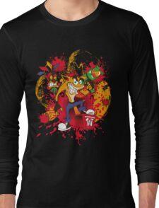 Bad-A Bandicoot Long Sleeve T-Shirt