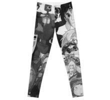 Studio Ghibli montage Leggings