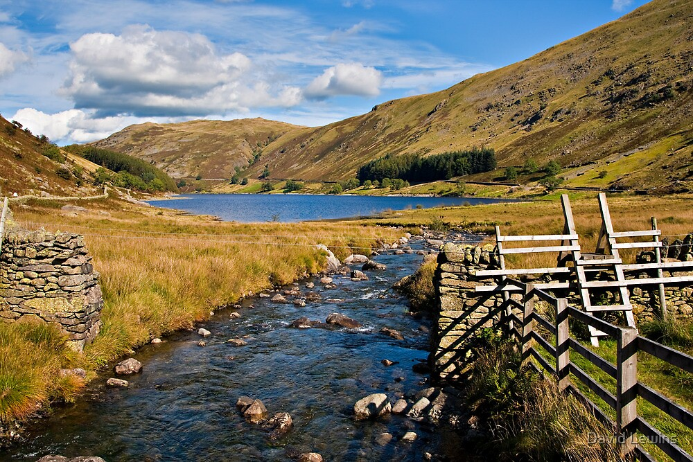 Haweswater Cumbria by David Lewins
