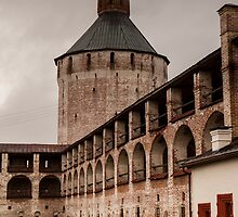 Monastery of St Cyril  by TeaRose