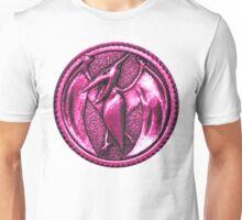 Pink Ranger Power Coin Unisex T-Shirt