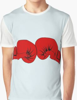 Boxing Gloves Graphic T-Shirt