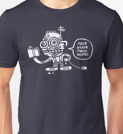 1337 H4xor Unisex T-Shirt