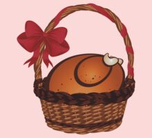 Roasted Turkey in a Basket Kids Clothes
