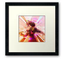 Angel Eyes Framed Print