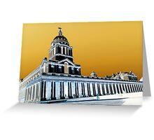 Surreal Greenwich I Greeting Card