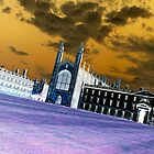 Surreal Cambridge by Julian Raphael Prante