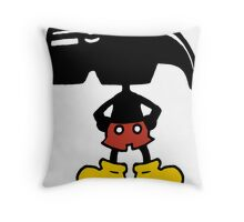 Hammer Hed Throw Pillow