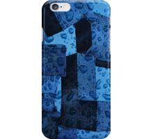 blue steel iPhone Case/Skin