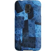 blue steel Samsung Galaxy Case/Skin