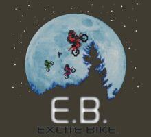 E.B. Extraterrestrial.Bike? by PidoBear