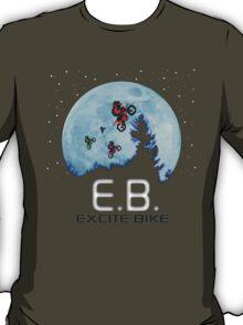 E.B. Extraterrestrial.Bike? T-Shirt