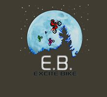 E.B. Extraterrestrial.Bike? Unisex T-Shirt
