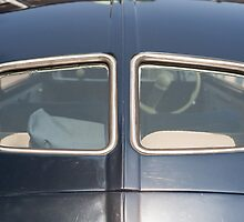 Lancia Aprilia Rear Window by Flo Smith