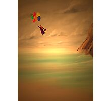 Today we fly... Photographic Print