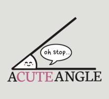 A Cute Angle! by stevebluey