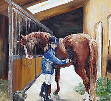 El Cid by Barbara Pommerenke