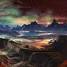 Firewalk Canyon by SpinningAngel