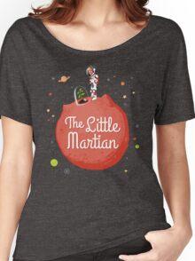 The Little Martian Women's Relaxed Fit T-Shirt