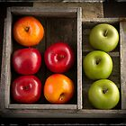 Apples by Edward Fielding