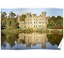 Johnstown Castle, Wexford, Ireland Poster