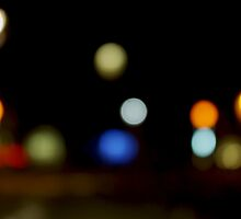 Night lights by Eddie Nock