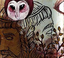 Owl & God by FAITH IS NOT PROOF