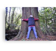 Treehugger Canvas Print