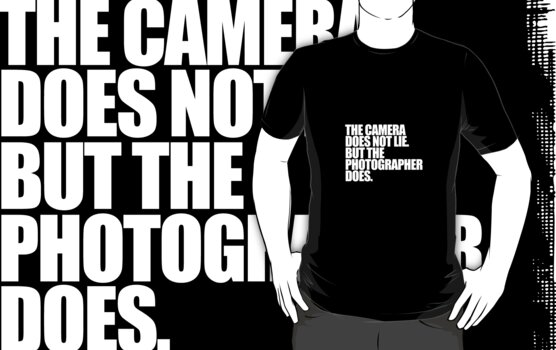 Camera does not lie by Phillip Shannon